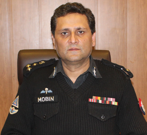 Capt. (R) Syed Ahmad Mobeen
